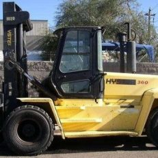 Hyster E001 (H1 50-1 75XM, H2 00XMS) Forklift Parts Manual